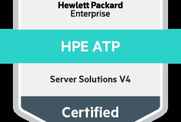 HPE ATP Server Solutions V4
